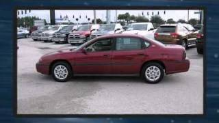 2005 Chevrolet Impala Base in Tampa, FL 33607