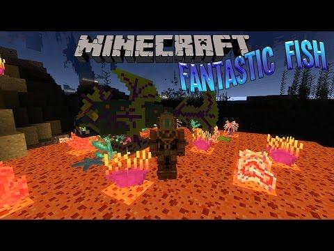 [FR]-Présentation de mods : Fantastic Fish-[Minecraft1.7.10]