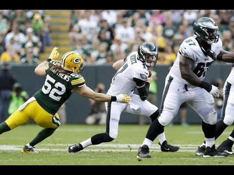 Carson Wentz vs Packers (Preseason Week 1) - Sharp! | 2017-18 NFL Highlights HD