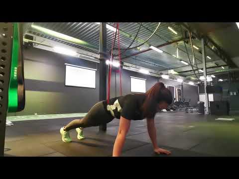 Hvorfor trene push ups?