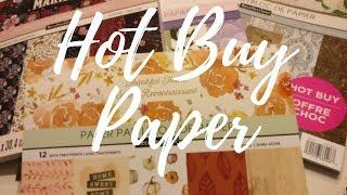 Michaels Hot Buy Paper Pad Haul 8/17/18