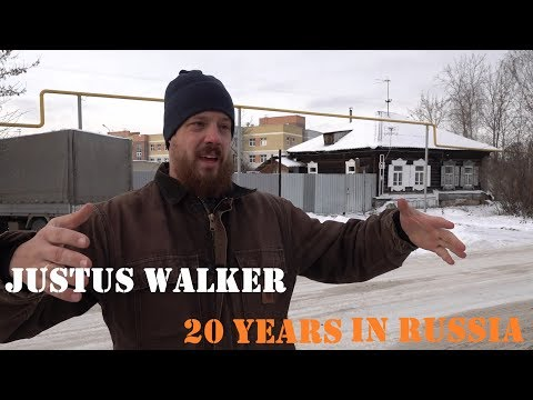 American Farmer In Russia - Justus Walker
