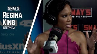 Emmy Award Winning Actress Regina King Talks About The Next Phase of Her Career and 'Seven Seconds'
