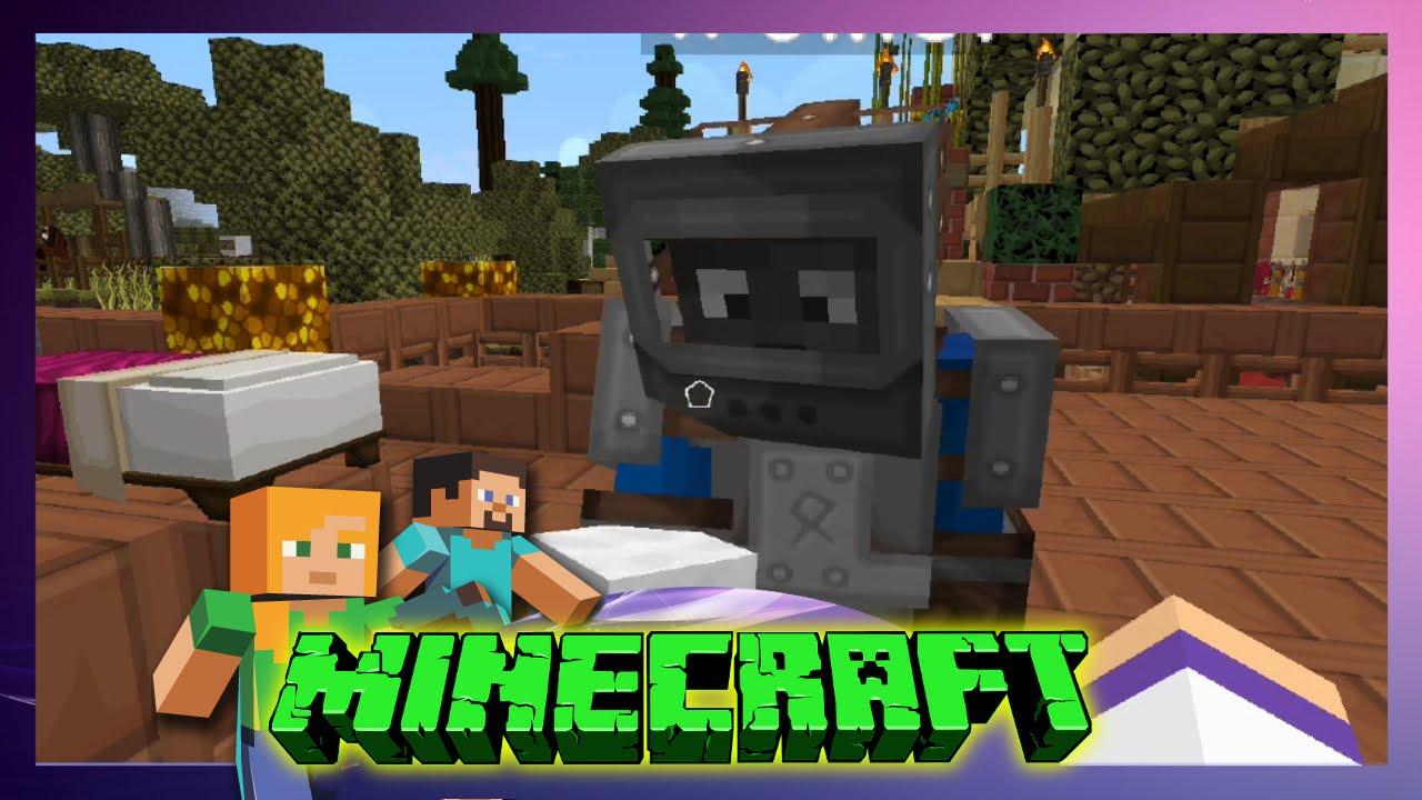 Minecraft Friends Marienkäferhaus Lets Play Minecraft - Minecraft fruhere version spielen