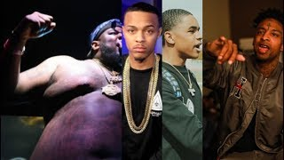 Bow Wow Fears He'll Be CLAPPED! Almighty Jay Wants SM0KE WIT 21! Maxo Kream SAVAGES GETS AT FAN!