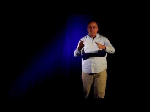 Hope as tool for development: Alfredo Zamudio at TEDxArendal