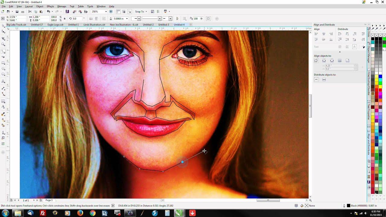 Coreldraw vector graphics - Coreldraw Vector Graphics 3