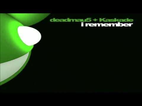 Deadmau5 Ft Kaskade  I Remember Caspa Remix