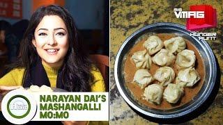 Narayan Dai ko Mashangalli MoMo at Gaushala | M&S HUNGER HUNT | M&S VMAG
