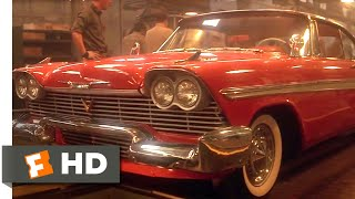 Christine (1983) - Body by Plymouth. Soul by Satan. Scene (1/10) | Movieclips