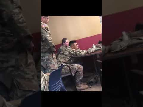 Doc Reno - Never fall asleep during basic training