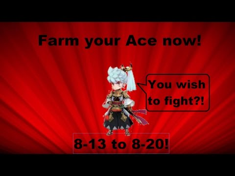 Seven Knights - How to Farm Four Lords Ace!