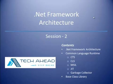Introduction to .Net Framework - In Bengali 2