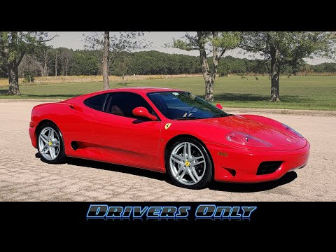 Ferrari 360 Modena - Budget (Cheap) Supercar You Can Buy