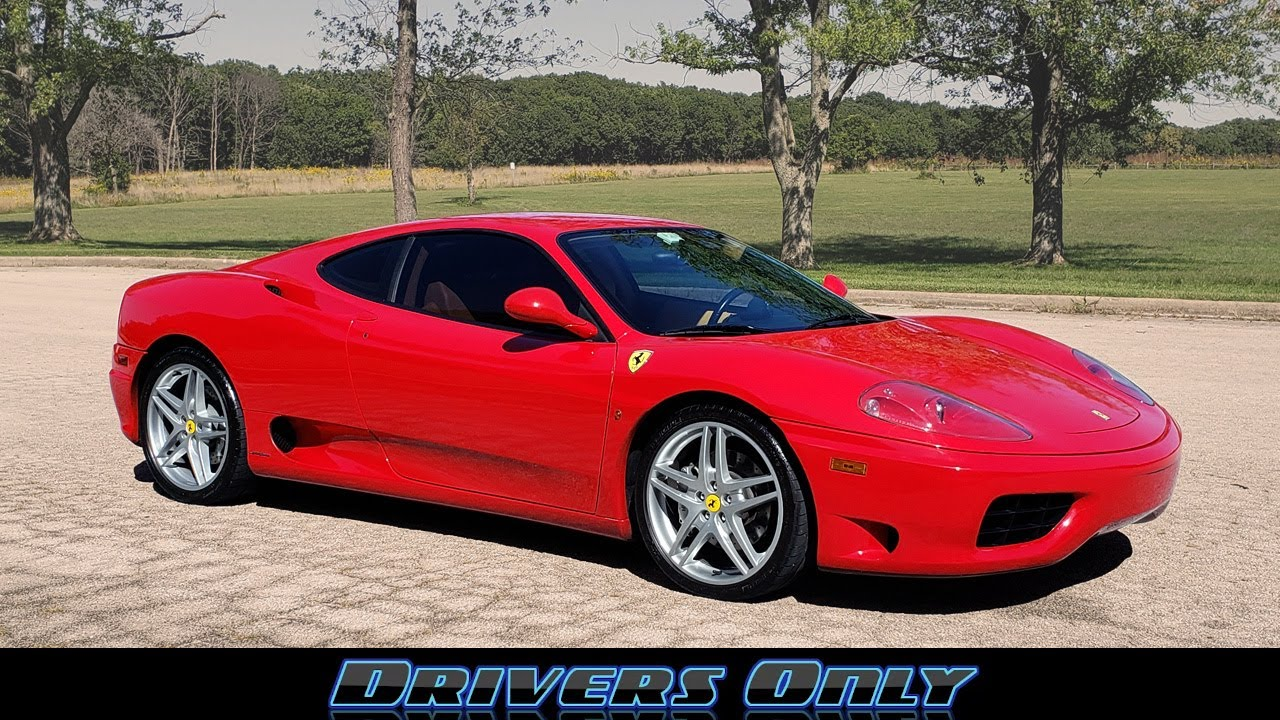 Ferrari 360 Modena Supercar That Never Gets Old Youtube