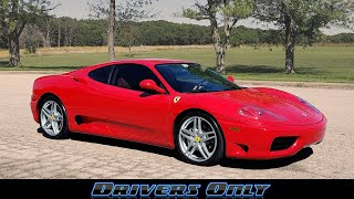 Ferrari 360 Modena - Budget (Cheap) Supercar You Can Buy