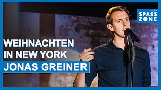Jonas Greiner: Weihnachten in New York