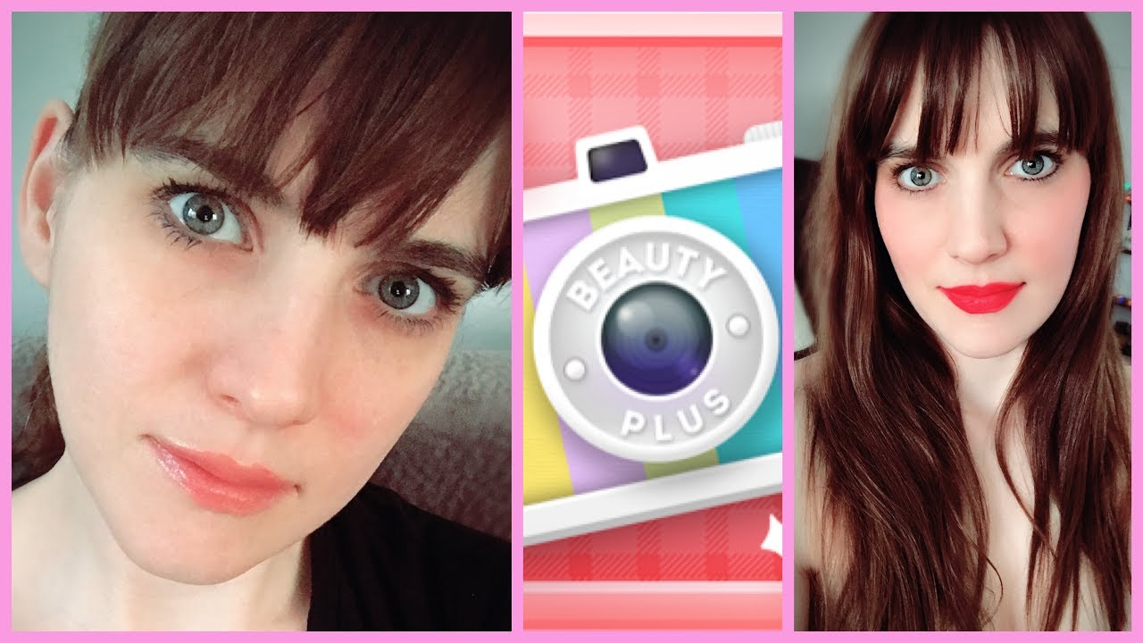 Meitu Beauty Plus App Tutorial And Review!