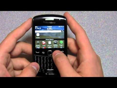 BlackBerry Curve 9360 Review Part 2