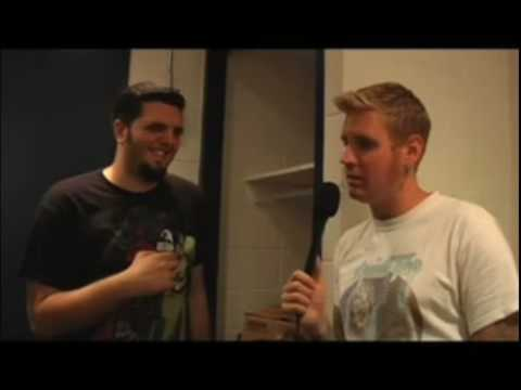 MASTODON Exclusive Interview with Brann at Mayhem Fest 2008 on Metal Injection TV
