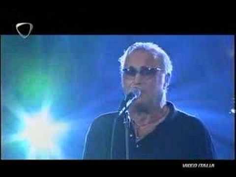 """Franco califano live """"La mia liberta'"""""""
