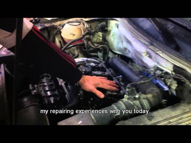 P2187 Engine Code; 2010 Volkswagen Tiguan 2.0T [CANTONESE w/ ENG SUB]