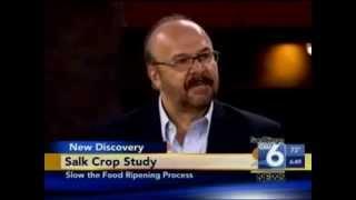 CW6 - Salk Crop Study -  Joseph R. Ecker  - Salk News Clip
