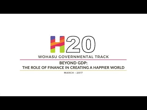 Beyond GDP: The Role of Finance in Creating a Happier World