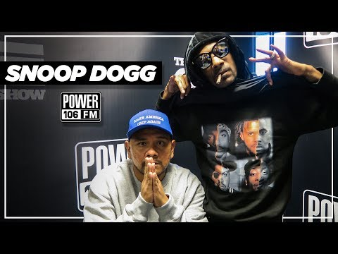 Snoop Dogg - 'Make America Crip Again' Details, Raps Verse, And More!