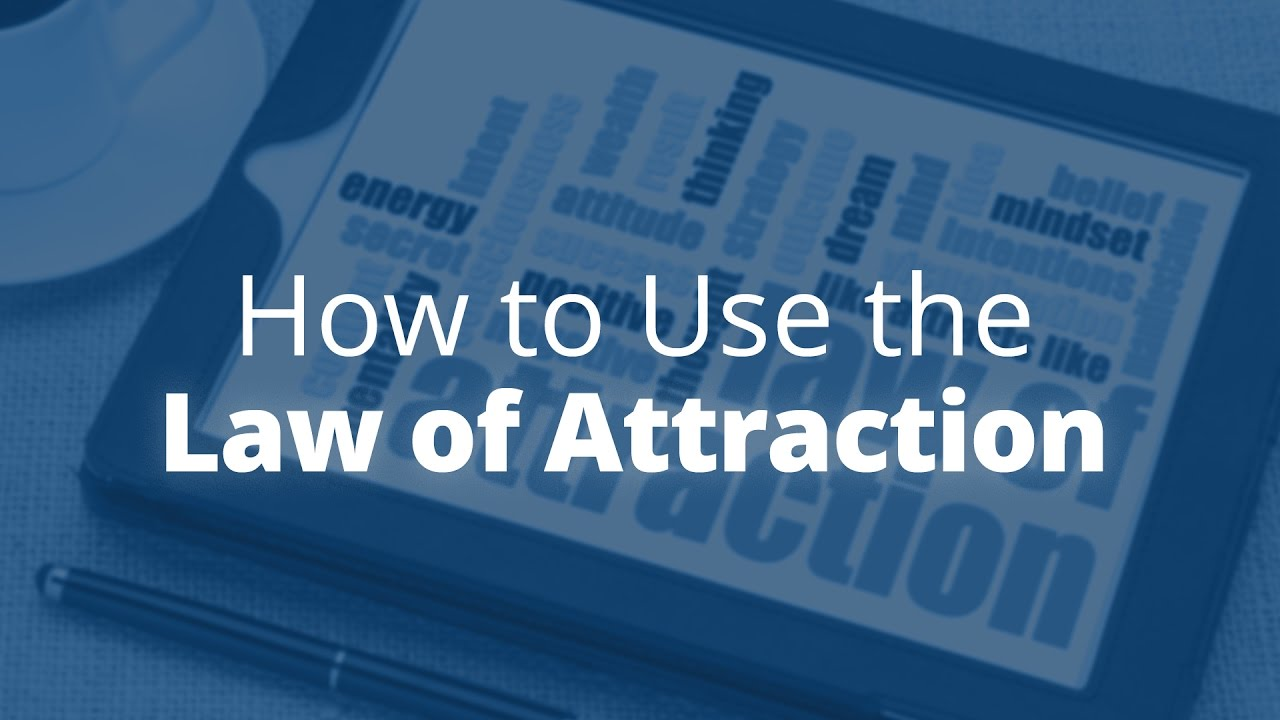 How To Activate The Law Of Attraction Jack Canfield Youtube