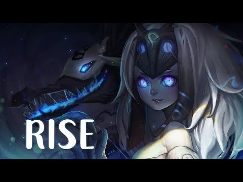 League of Legends - RISE (ft. The Glitch Mob, Mako, and The Word Alive)