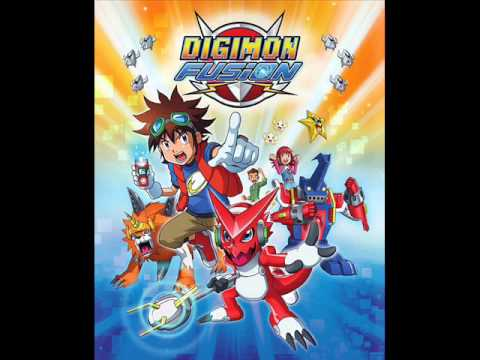 Digimon Fusion Opening (Nightcore)