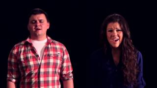 "Hunter Sutherland Feat. Bekah Jones - ""Easy"" Rascal Flatts Feat. Natasha Bedingfield (Cover)"