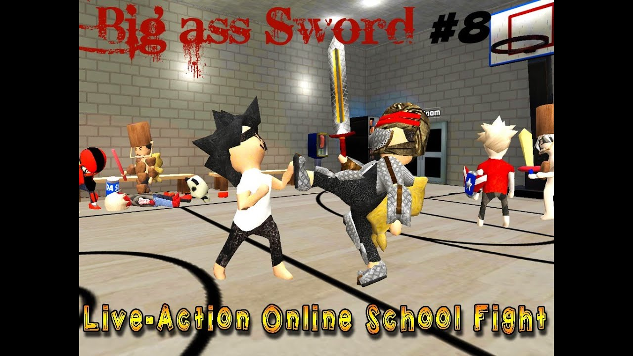 big ass sword!!! [school of chaos: nba]#8 - youtube