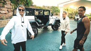 MARBELLA! IT'S TIME TO LEVA F**KING LIFE! | VLOG⁴ 20 (Part 1)