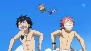 Fairy Tail Funny #22 - Fairy Tail приколы в озвучке Ancord
