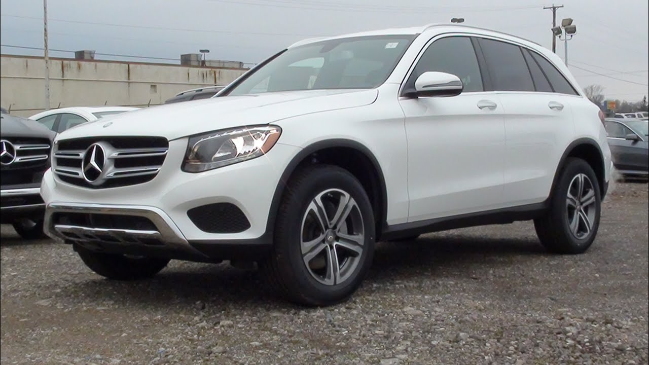 MVS - 2016 Mercedes-Benz GLC300 4Matic - YouTube