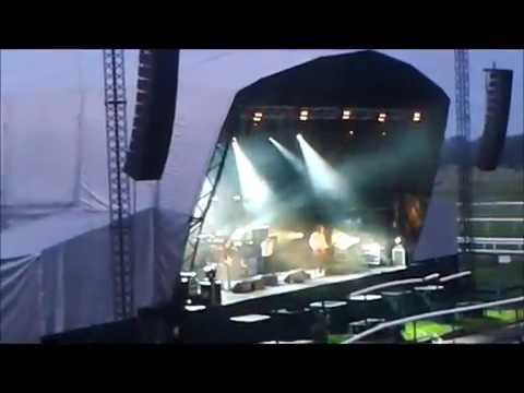 "Kaiser Chiefs- ""The Modern Way"" Doncaster Racecourse June 28 2014"
