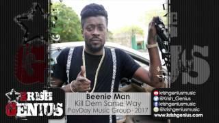 Beenie Man - Kill Dem Same Way [Benelli Riddim] February 2017