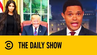 Weirdest Episode Of The Kardashians Ever | The Daily Show With Trevor Noah