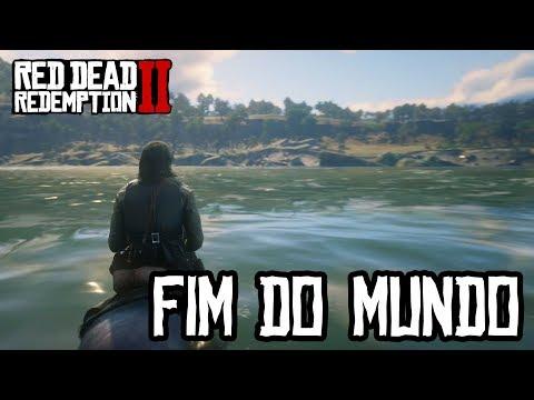 RED DEAD REDEMPTION 2 - O Que Tem No FIM DO MUNDO