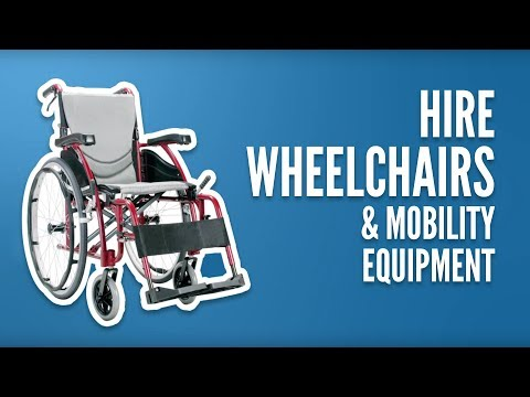How To Hire Wheelchairs & Mobility Equipment In Perth WA