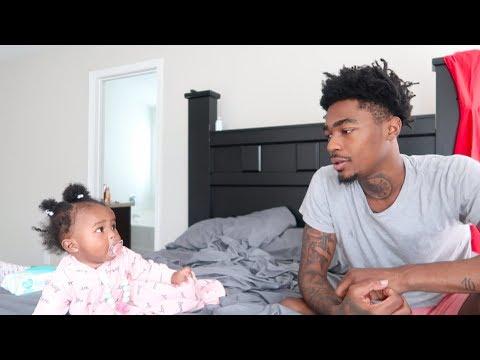 I woke up a SINGLE FATHER!