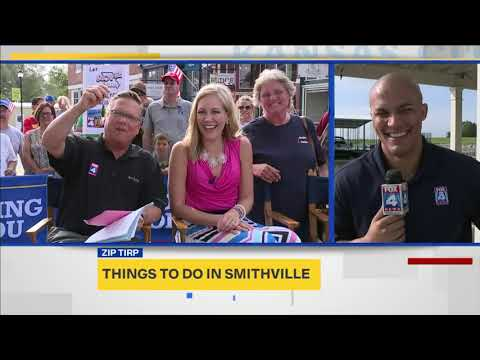 Zip Trip: FOX4 Travels 30 Minutes North To Local Lake Town With Lots Of Fun And History To Offer