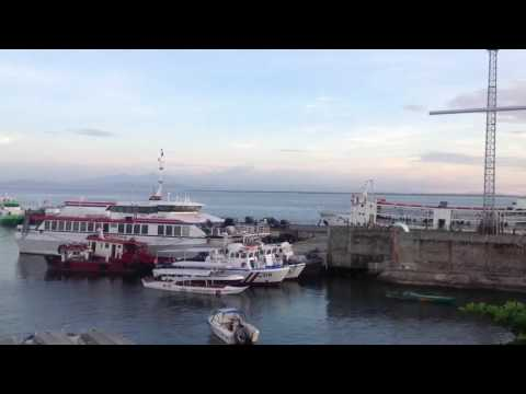 Zamboanga Sea Port Time-Lapse