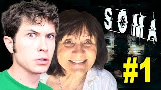 LET'S PLAY SOMA - FEAT. MOMBUSCUS (PART 1)