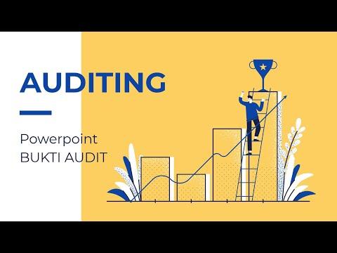 Presentasi Bukti Audit Kelompok 2 Youtube