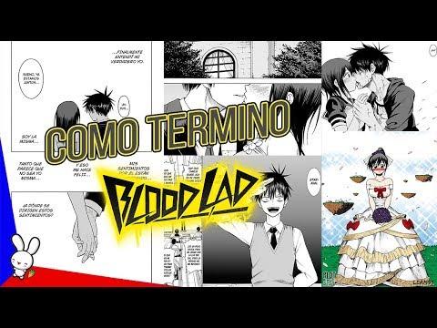 Como Termino Blood Lad?! | Blood Lab Final | Resumen Del Manga
