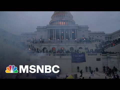 DOJ Being Careful In Applying Domestic Terrorism Law To Trump-Supporting Capitol Rioters