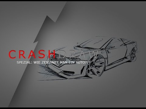 Wie Zeichnet Man Ein Auto How To Draw A Car Cardrawing Youtube